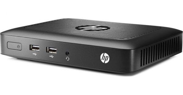 تین کلاینت HP