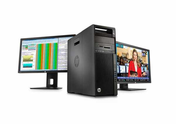 سرور HP Z640 Workstation