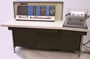 ورک استیشن IBM 1620