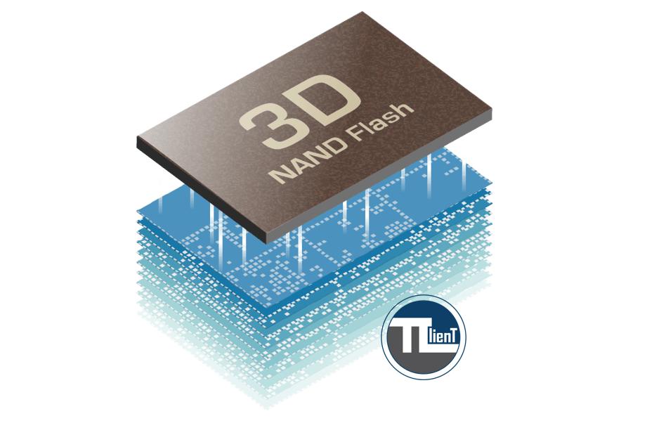 3D NAND چیست
