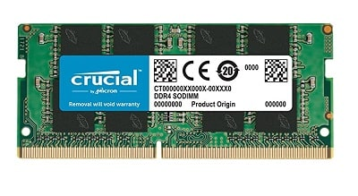 رم DDR4 کروشیال