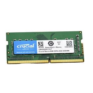 رم 8GB DDR4 کروشیال